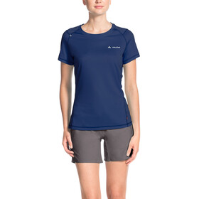 VAUDE Hallett II Shirt Damen sailor blue uni